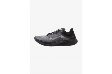 Nike ZOOM FLY SP - Chaussures de running compétition black pas cher