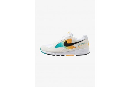 Nike AIR SKYLON II - Baskets basses white/black/univeral gold/spirit teal pas cher