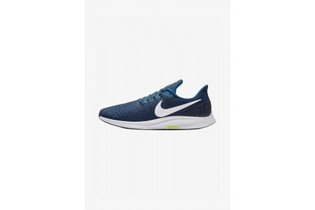 Nike AIR ZOOM PEGASUS 35 - Chaussures de running neutres blue/black/ grey pas cher