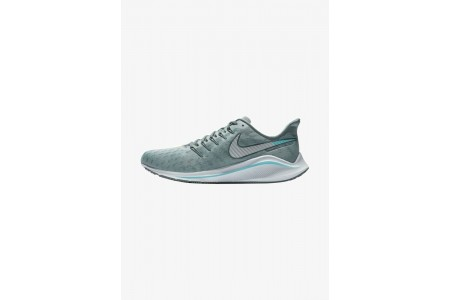 Nike AIR ZOOM VOMERO  - Chaussures de running neutres grey/turquoise/silver pas cher