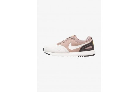 Nike AIR VIBENNA SE - Baskets basses light bone/summit white/sepia stone/vivid sulfur/brown pas cher