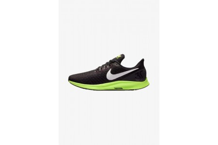 Nike AIR ZOOM PEGASUS 35 - Chaussures de running neutres black/ bordeaux/white pas cher