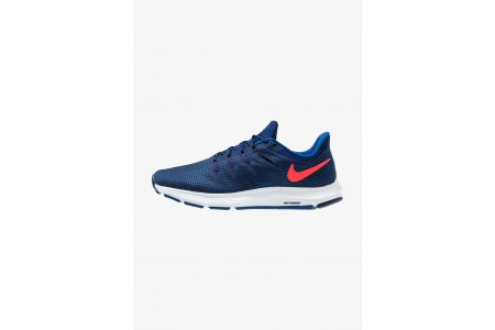 Black Friday 2020 | Nike QUEST - Chaussures de running neutres blue void/red orbit/indigo force/white pas cher