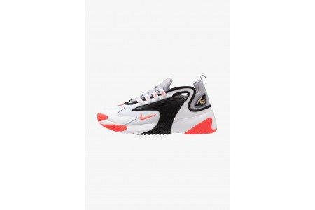 Nike ZOOM 2K - Baskets basses white/infrared 23/wolf grey/black pas cher