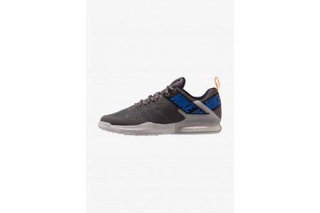Nike ZOOM DOMINATION TR 2 - Chaussures d'entraînement et de fitness thunder grey/game royal/atmosphere grey pas cher