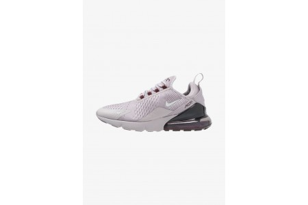 Black Friday 2020 | Nike AIR MAX 270 - Baskets basses atmosphere grey/light silver/burgundy crush pas cher
