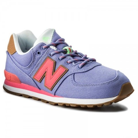 New Balance Sneakers GC574T4 Violet vente