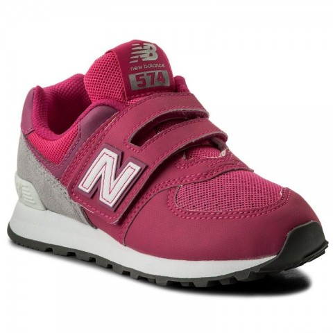 New Balance Sneakers YV574D6 Rose vente