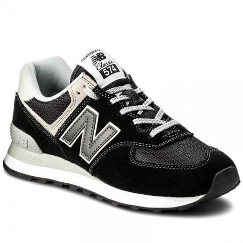 New Balance Sneakers ML574EGK Gris Noir vente