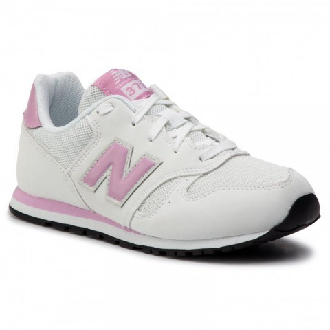 New Balance Sneakers YC373BT Blanc vente