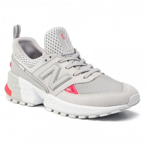 New Balance Sneakers MS574BRA Gris vente