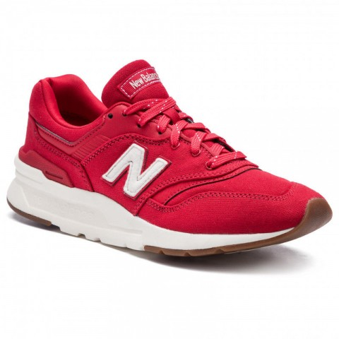 New Balance Sneakers CM997HDC Rouge vente