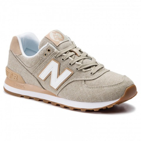 New Balance Sneakers ML574STC Beige vente