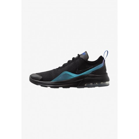 Nike AIR MAX MOTION 2 - Baskets basses black/anthracite/racer blue pas cher