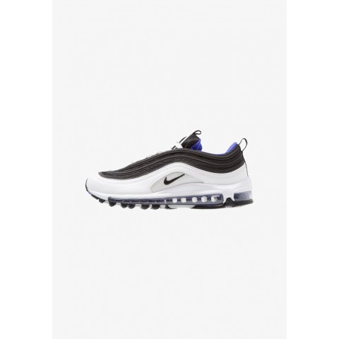 Nike AIR MAX 97 - Baskets basses white/black/persian violet pas cher