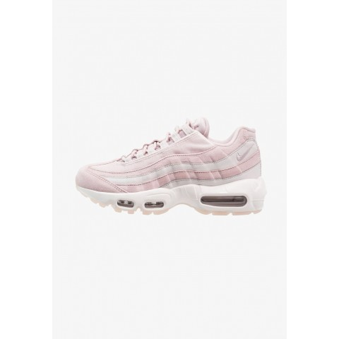 Nike AIR MAX 95 LX - Baskets basses particle rose/vast grey/summit white pas cher