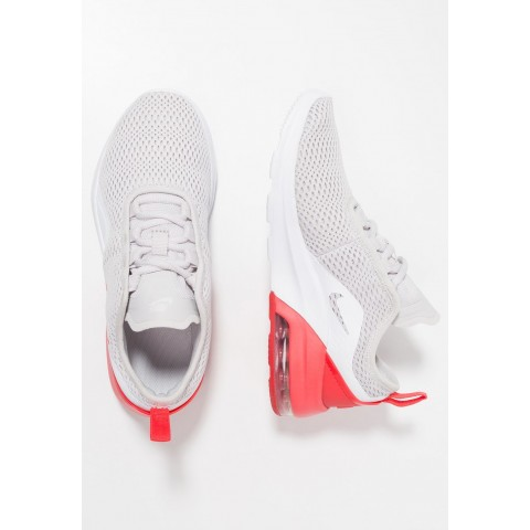 Nike AIR MAX MOTION 2 - Baskets basses vast grey/ember glow/universal red/white pas cher