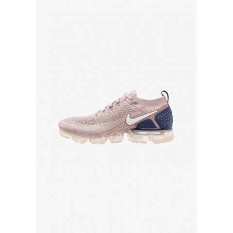 Nike AIR VAPORMAX FLYKNIT - Chaussures de running neutres diffused taupe/phantom/blue void/sepia stone pas cher