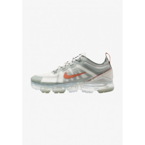 Nike AIR VAPORMAX 2019 - Chaussures de running neutres vintage lichen/ dark russet/light bone pas cher