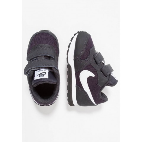 Nike MD RUNNER 2  - Chaussures premiers pas oil grey/white/black pas cher
