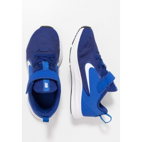 Nike DOWNSHIFTER 9  - Chaussures de running neutres deep royal blue/white/game royal/black pas cher
