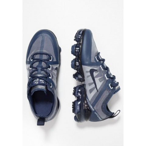 Nike AIR VAPORMAX 2019 - Chaussures de running neutres midnight navy/obsidian/wolf grey pas cher