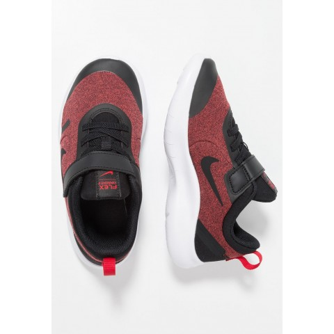 Nike FLEX EXPERIENCE RN 8 - Chaussures de running neutres black/red orbit/university red/white pas cher