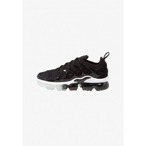 Nike AIR VAPORMAX PLUS - Baskets basses black/anthracite/white pas cher