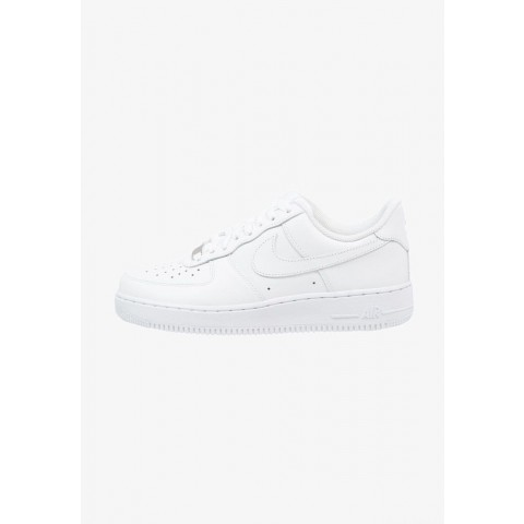 Nike AIR FORCE 1 '07 - Baskets basses white pas cher