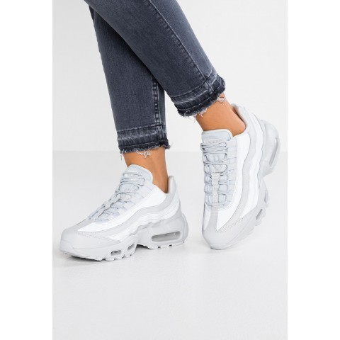 Nike AIR MAX 95 LX - Baskets basses pure platinum pas cher