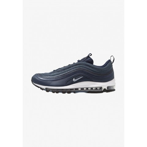 Nike AIR MAX 97 ESSENTIAL - Baskets basses obsidian/obsidian mist pas cher
