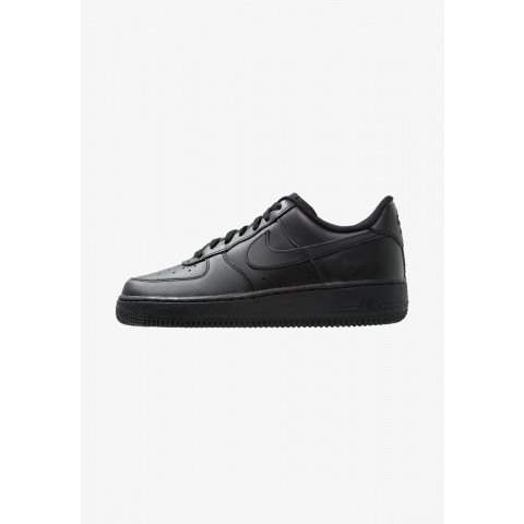 Nike AIR FORCE 1 '07 - Baskets basses black pas cher